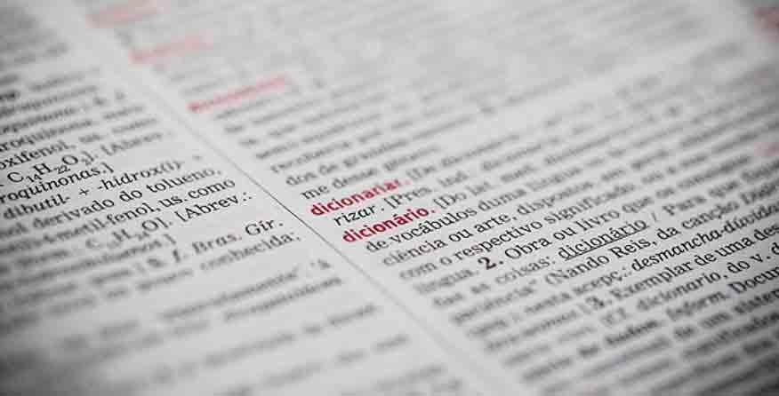 dicionário jurídico - dicionário