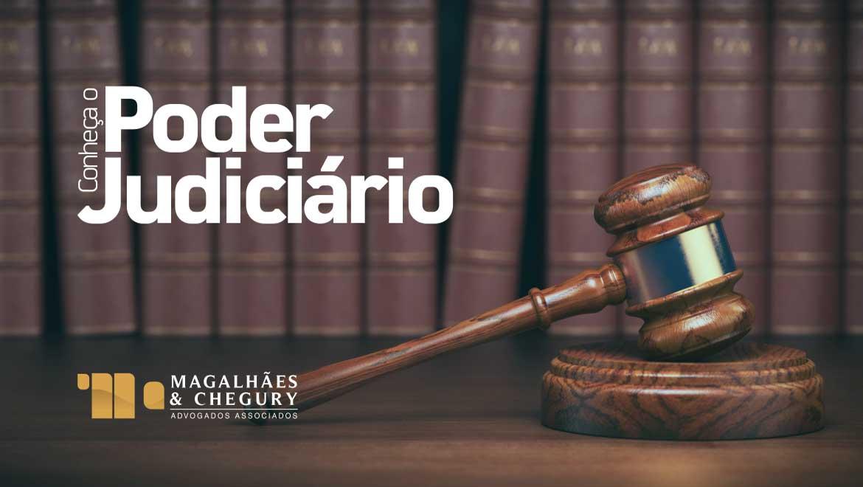 Conheça o Poder Judiciário