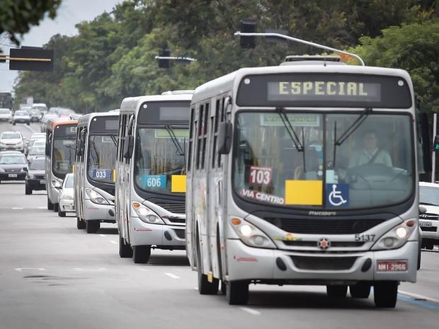 onibus. transporte. vale-transporte legislação.