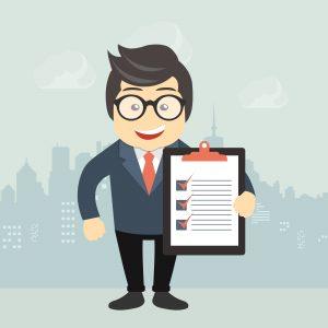 Lista dos tipos de advogados