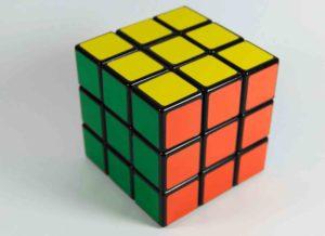 Convenção Coletiva de Trabalho e Acordo Coletivo - Foto de um cubo